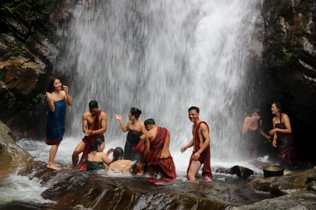 Khám phá du lịch sinh thái thác Ar Nôr | VOV4 - Ban Dân tộc