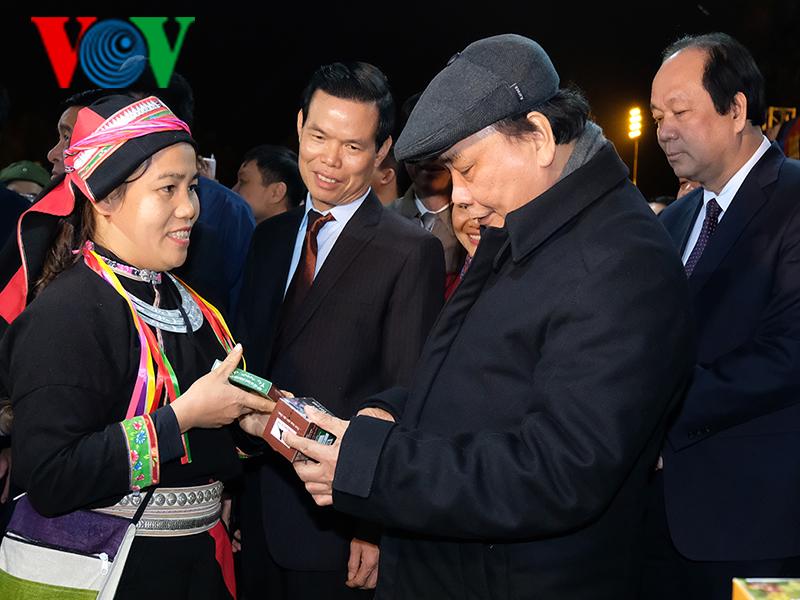 Thủ tướng tham dự sự kiện Không gian văn hóa-du lịch Hà Giang