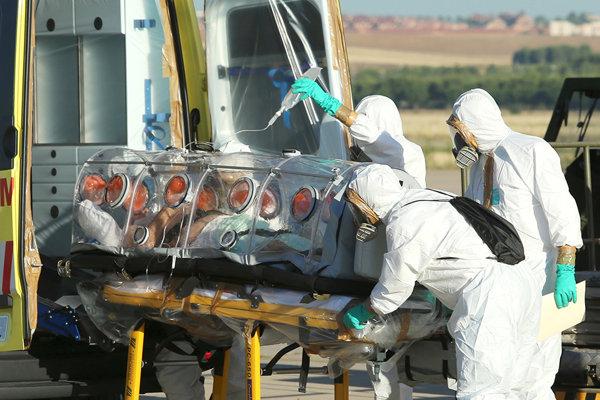 Za nươu tợơp pa dứah lêy đoọng zêl Ebola cóh Bhọt xooi ếp ơy lêy n'léh liêm choom