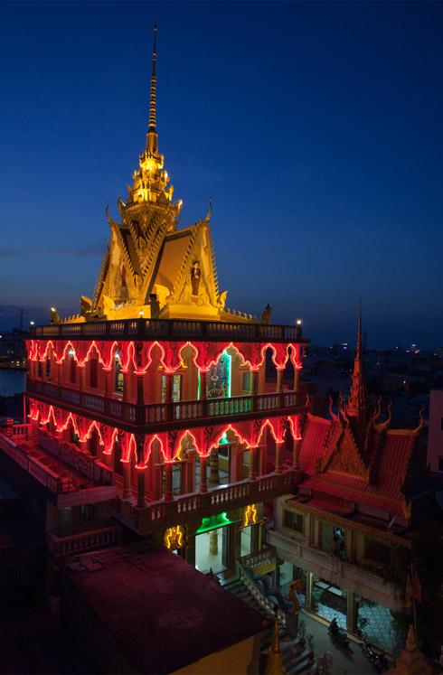 Cần Thơ: nhiều chùa Khơ me thành điểm du lịch