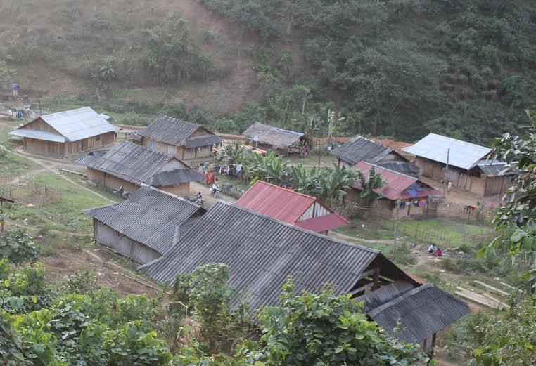 Nậm Sập, ngôi làng yên bình nơi thũng lũng cuối trời Tây Bắc
