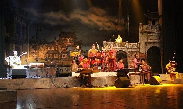 Liên hoan Độc tấu và Hòa tấu nhạc cụ dân tộc