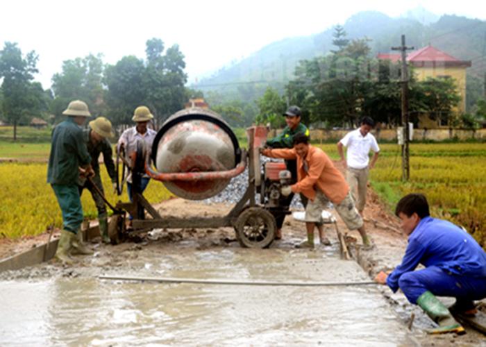 Chuyển biến mạnh trong xây dựng nông thôn mới ở Văn Yên