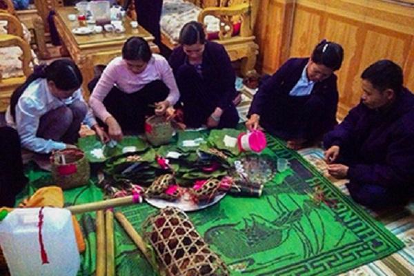 Tục cưới xin của người Thái trắng ở Mộc Châu