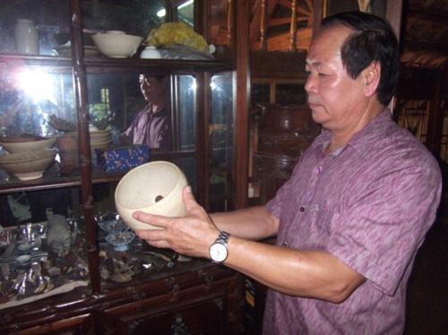 Người gìn giữ cổ vật Mường