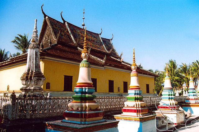 Chùa Xà Tón trong tâm thức bà con Khmer