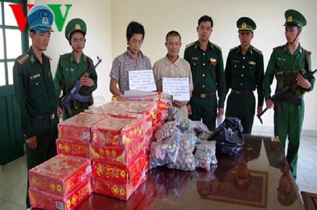 Biên phòng Đắc Nông tăng cường phòng chống tội phạm trên biên giới trong dịp Tết Nguyên đán