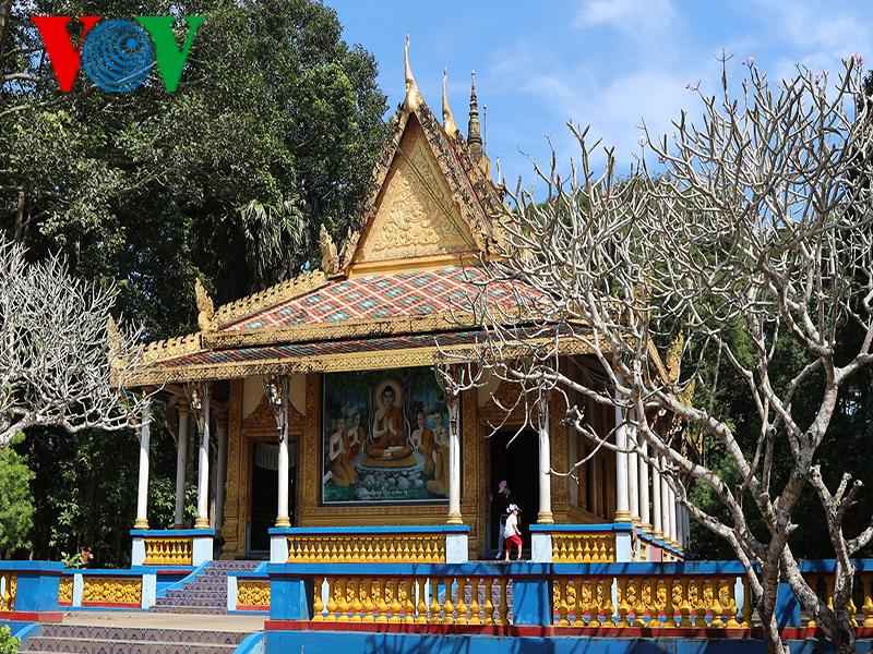 Chiêm ngưỡng 2 ngôi chùa nổi tiếng ở tỉnh Sóc Trăng