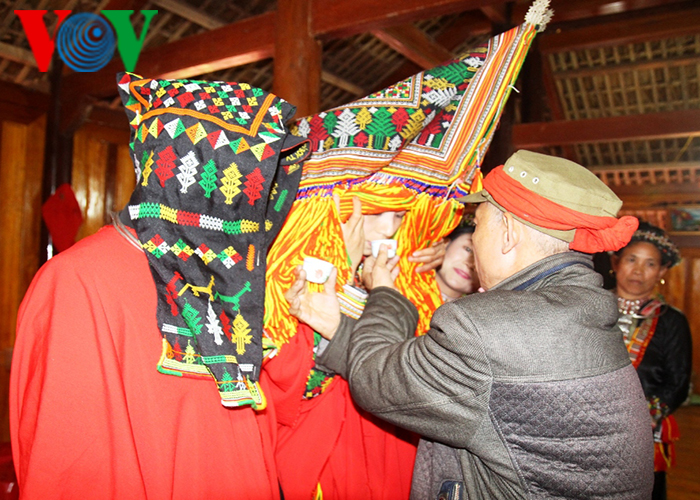 Đám cưới người Dao đỏ ở Lục Yên
