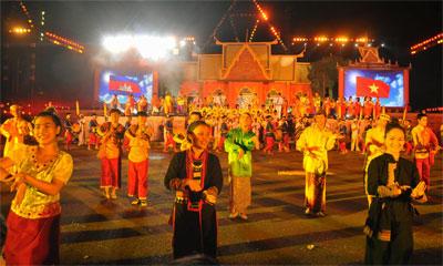 Ngày hội văn hóa-thể thao-du lịch Khơ-me Nam bộ